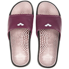 arena Marco X Grip Hook Sandalias, rose/wine red